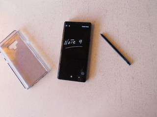 Samsung Galaxy Note 9 Como Nuevo Permuto Solo Iphonexs Max