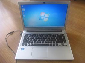 Notebook I7 Acer Aspive V5 471 8gb Ram 500gb Hd