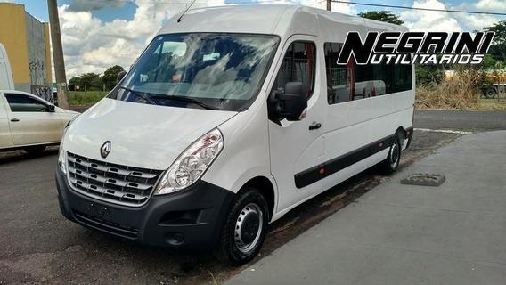 Renault Master 2.3 Minibus Vip 16l. L3h2 0km - 2020 -negrini