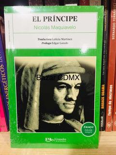 El Principe - Maquiavelo - Libro