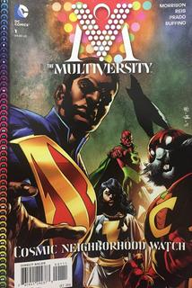 Multiversity Dc N° 1 - Exemplar Importado