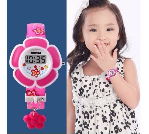Relógio Infantil Skmei Digital 1144