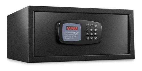Caja Fuerte Seguridad Led Digital Laptop Teclado 42x30x20 Tc