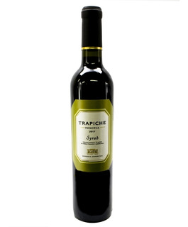 Vino Trapiche Syrah Reserva 500ml Botella Bebidas 01almacen