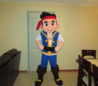 Corpóreo Pirata Jake