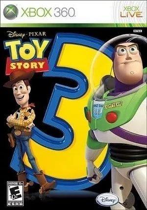 Toy Story 3-xbox 360-midia Digital
