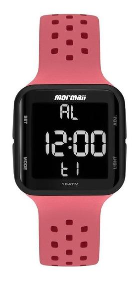 Relógio Mormaii Unissex Digital Prata Mo6600ae/8t