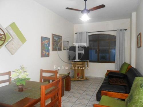 Apartamento Com 1 Dormitório À Venda, 50 M² Por R$ 220.000,00 - Enseada - Guarujá/sp - Ap1361