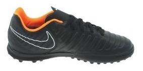 Chuteira Society Nike Tiempo X Legendx 7 Club Tf