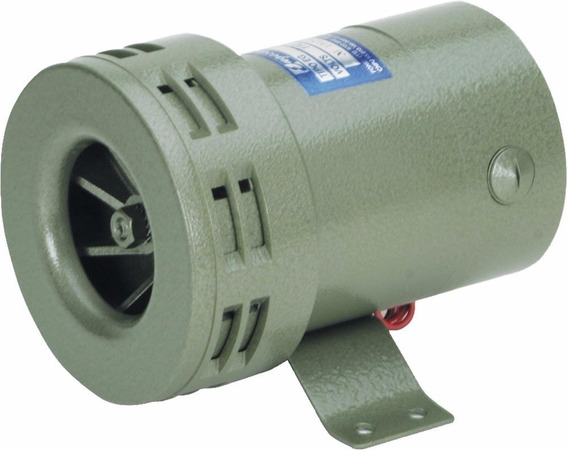 Sirene Rotativa Industrial 110db Eletromecânic Alta Potência