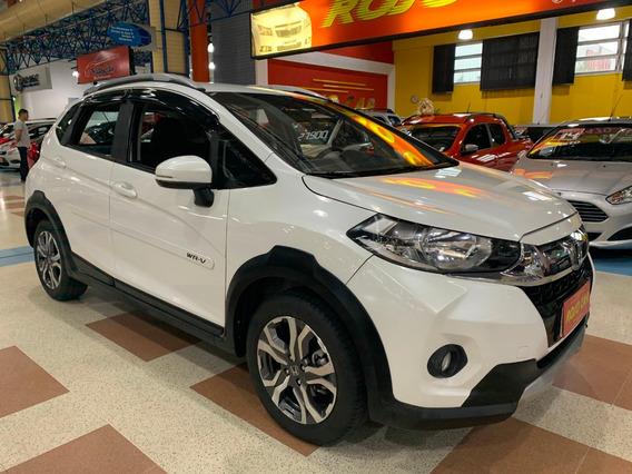 Honda Wrv Ex Cvt Flex Branco Perolizado