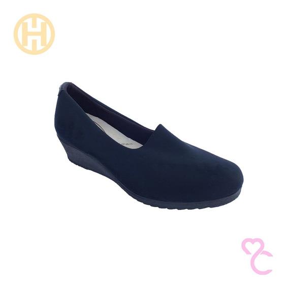 Hispana - Zapato Confort Dama - Negro - 503 (último Par)