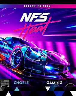 Need For Speed Heat Deluxe - Xbox One