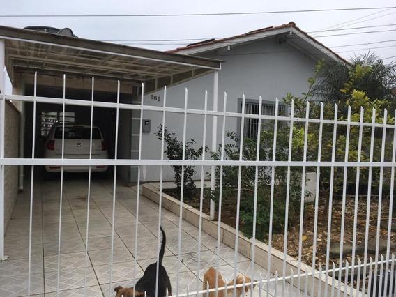 Casa Com 4 Dormitórios À Venda, 120 M² Por R$ 380.000,00 - Caminho Novo - Palhoça/sc - Ca2312