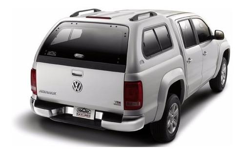 Imagen 1 de 10 de Cúpula Volkswagen Amarok Maxliner