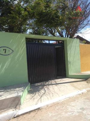 Casa Com 6 Dormitórios À Venda, 150 M² Por R$ 299.000,00 - Vila Da Caponga - Cascavel/ce - Ca0113
