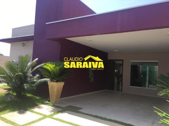 Ótima Casa Arquitetura Diferenciada No Pontal Santa Marina - 966