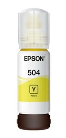 Refil Tanque De Tinta Epson T504 L4150/60/617 T504420-al