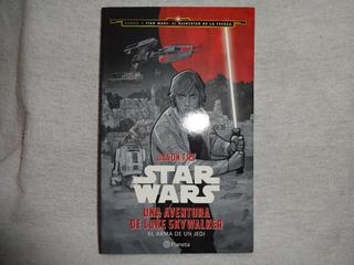 Star Wars Una Aventura De Luke Skywalker Libro Imb