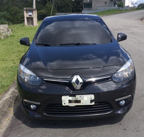 Renault Fluence 2.0 Dynamique Plus X-tronic Hi-flex 4p 2017