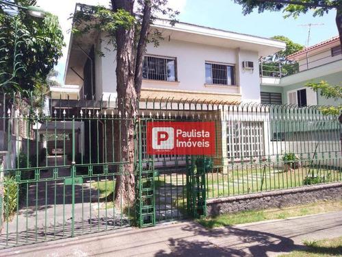 Sobrado À Venda, 600 M² Por R$ 1.750.000,00 - Planalto Paulista - São Paulo/sp - So3076