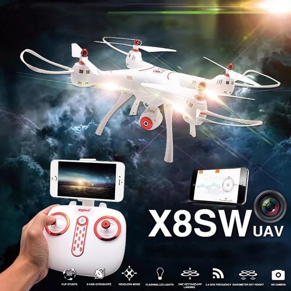 Drone Original Syma X8sw Com Camera Fpv P Entrega Br.