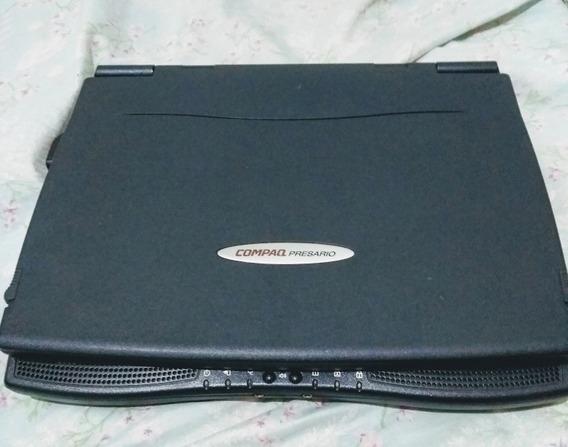 Notebook Compac Para Colecionador