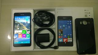Nokia Lumia 950 Tactil Dañado Lo Demas Bien Solo 40 Vrds