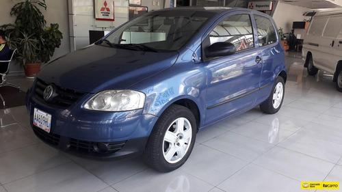 Volkswagen Fox Sedan Sincronico