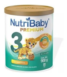 Leche Nutribaby 3 Premium + De 12 Meses 900gr Nutri Baby