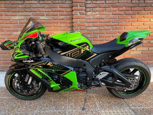 Imagen 1 de 14 de Kawasaki Ninja Zx 10 R 1000 Permuto Qr Motors