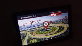 Gps 7 Polegadas Guia Rodas Com Tv Digital Alerta Radar