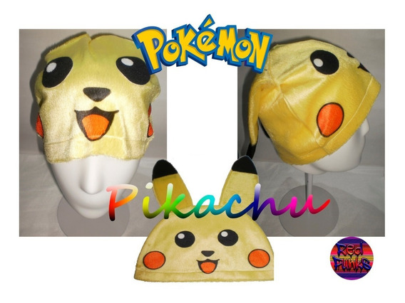 Touca Pikachu Pokemon
