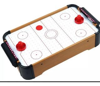 Promocion Mini Air Hockey Portatil Eléctrico Envío Gratis