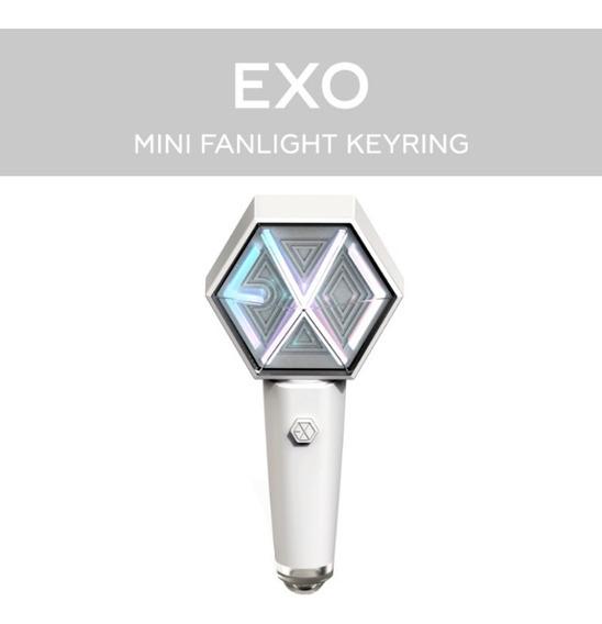 Exo - Llavero Oficial Mini Light Stick