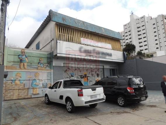 Prédio Comercial Em Um Terreno De 1.104 M² + Salão Na Frente + Galpão No Fundo + Área De Escritórios Em Importante Avenida Do Bairro Vila Formosa - 911