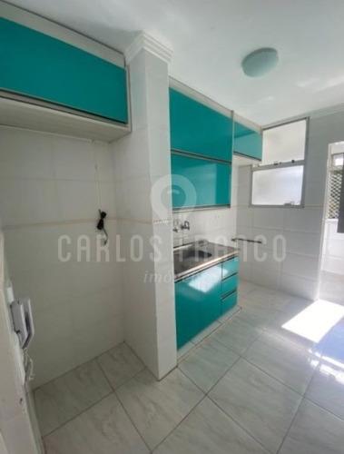 Imagem 1 de 12 de Apartamento Com 52m No Jardim Celeste - Cf69111