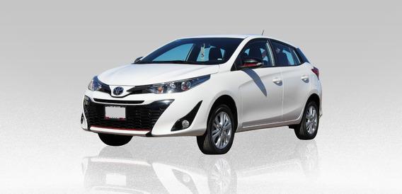 Toyota Yaris S 1.5l 2019 Blanco 5 Puertas