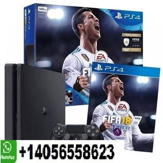 Nuevos Sony Playstation 4 Pro 1tb Con 10 Juegos Gratis