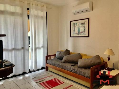 Village Com 1 Dormitório À Venda, 45 M² Por R$ 430.000,00 - Riviera - Módulo 26 - Bertioga/sp - Vl0313