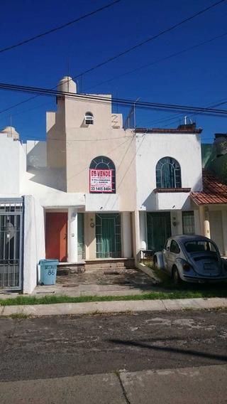 Casa 3 Recámaras Residencial Pza. Guadalupe(coto Bellavista