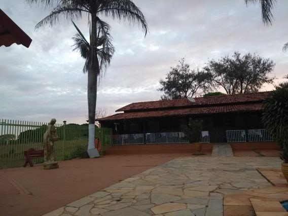 Chácara Com 02 Casa - Vale Do Sol - Aparecida De Goiânia/go - Vendach0025