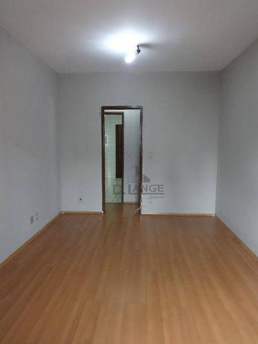 Imagem 1 de 11 de Apartamento Com 1 Dormitório À Venda, 33 M² Por R$ 160.000,00 - Jardim Guanabara - Campinas/sp - Ap19796