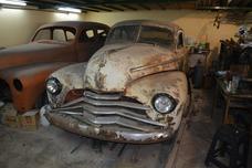 Chevrolet Coupe 1947 Fleetmaster