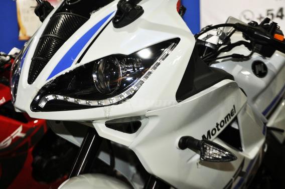 Motomel Sr 200 R Pista 0km 200cc Caredanada Año 2018