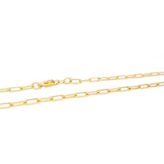 Corrente Cartier De Ouro Longa 60 Cm
