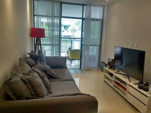 Imagem 1 de 14 de Apartamento-à Venda-recreio Dos Bandeirantes-rio De Janeiro - Svap20251