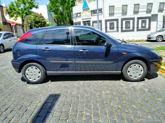 Ford Focus Hatchback 1.8 Lx 2002