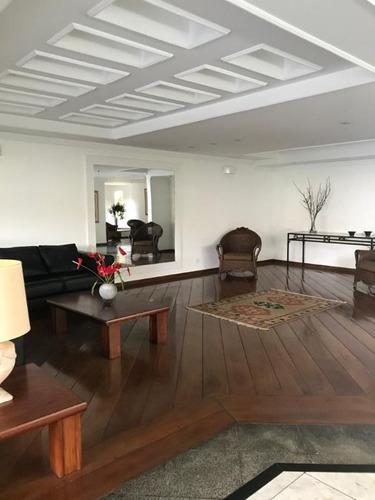 Imagem 1 de 14 de 555- Um Lindo Apartamento No Bairro Vl. Nova Conceição 298m²