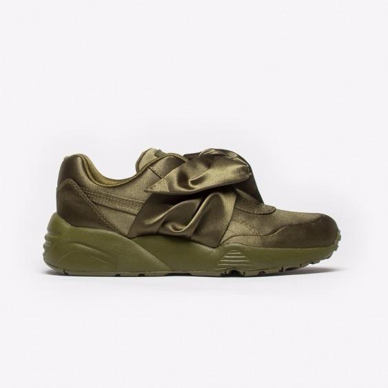 Puma Bow Sneaker No Fenty Rihanna Green
